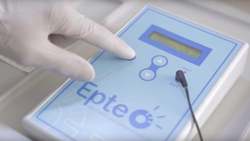 electrolisis percutanea terapeutica EPTE Clinica Phyos Villanueva de la Cañada